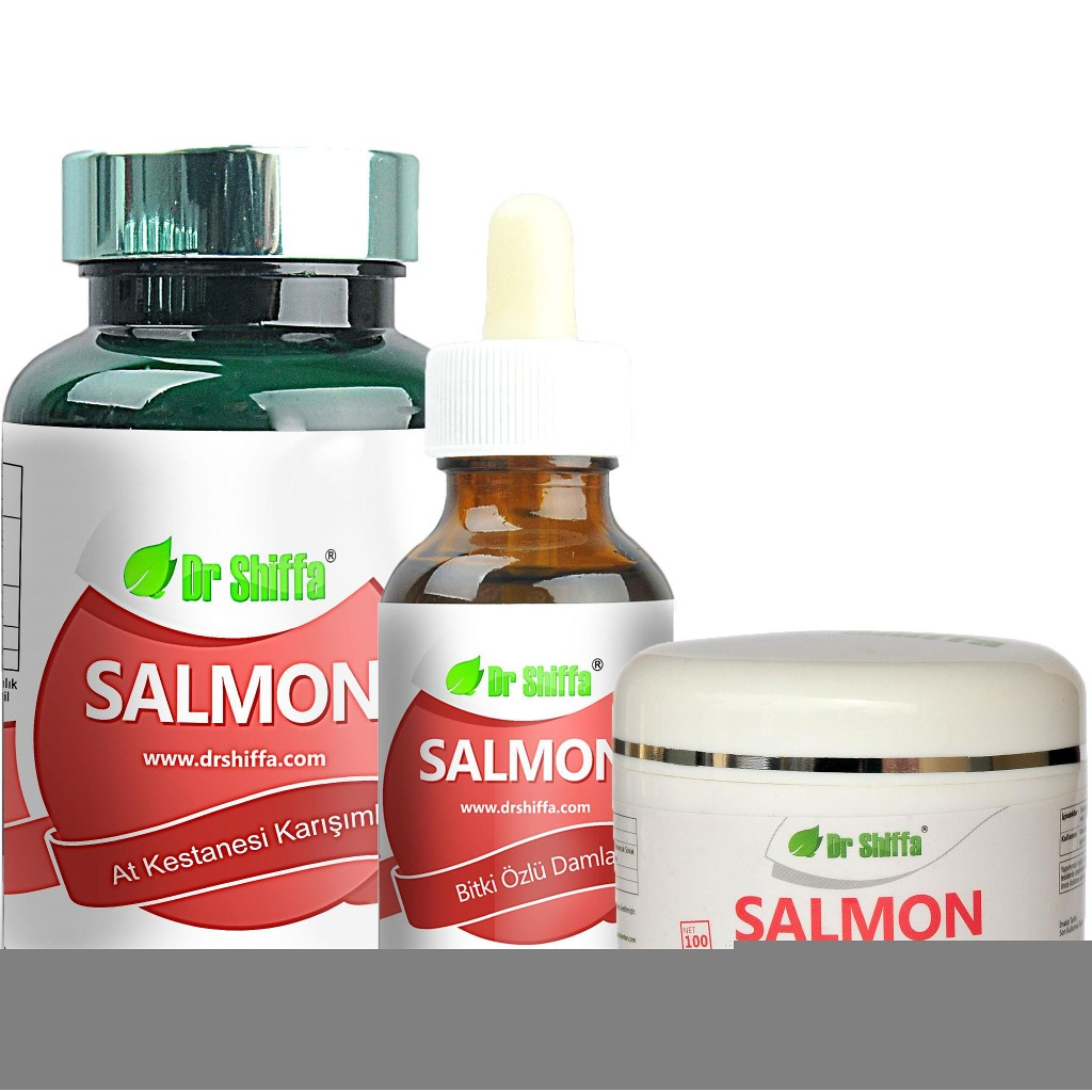 Dr.Shiffa Salmon Set