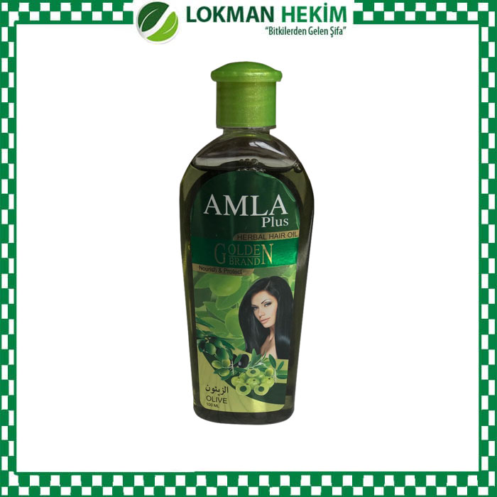 AMLA PLUS ZEYTİN BAKIM YAĞI 100 ML