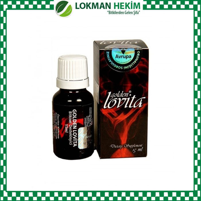 Golden Lovita Damla 15 ML