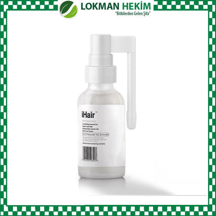 i-Hair Saç ve Sakal Bakım Serumu 30 ML