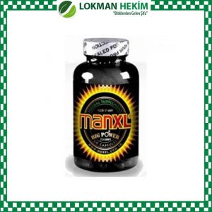 MANXL Herbal Suplement 60 Kapsül