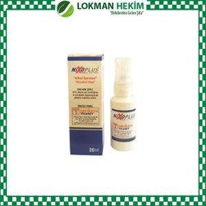 NixoPlus Ağız Spreyi 20 ML