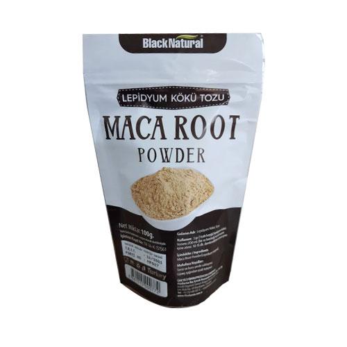 Black Natural Maca Root Powder
