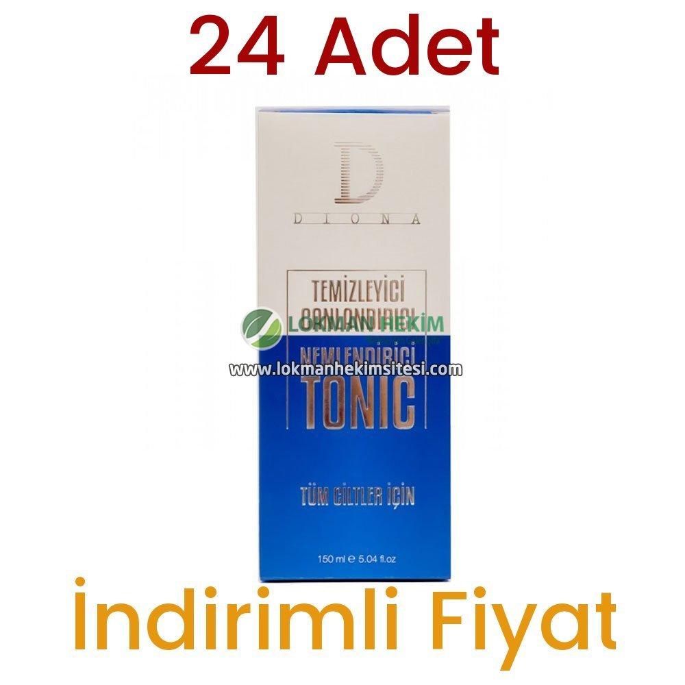 24 Adet Diona Cilt Temizleme Toniği