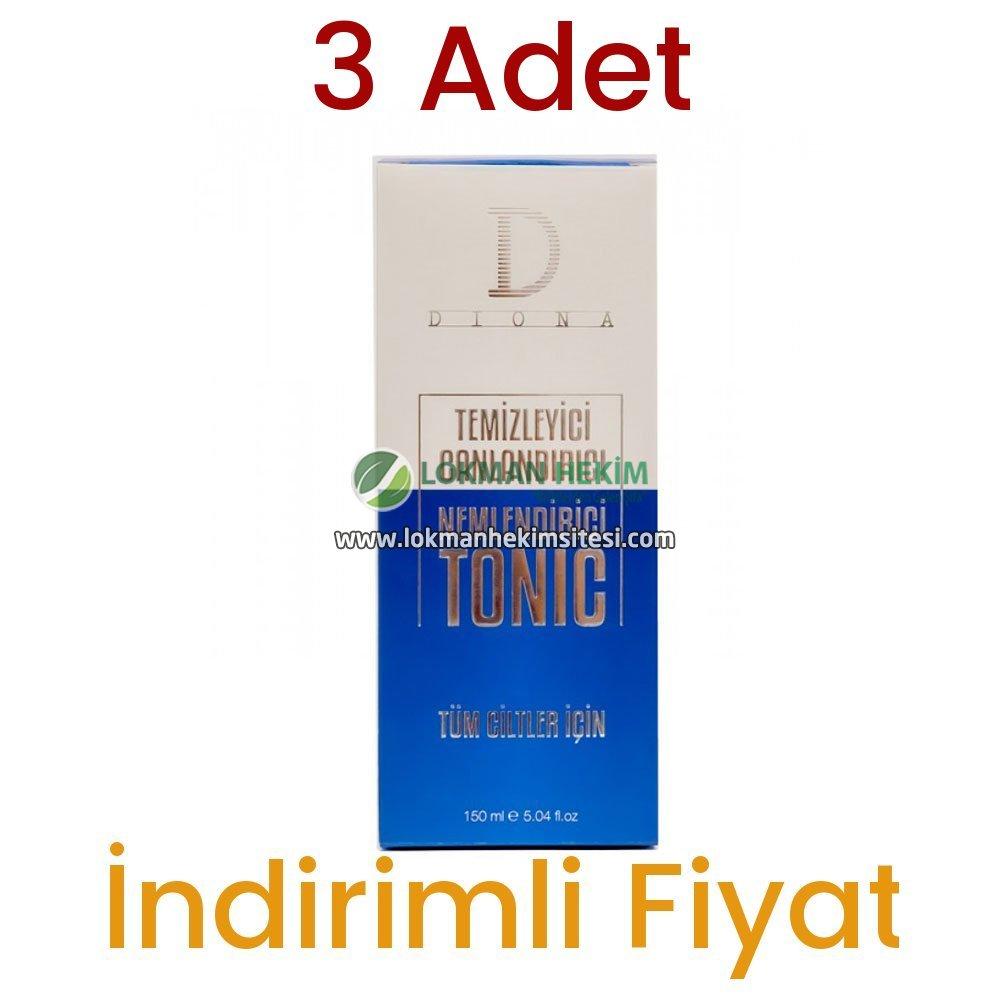 2 Adet Diona Cilt Temizleme Toniği