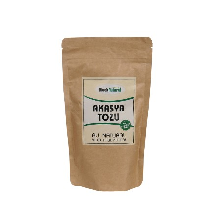 Akasya Tozu – L-Carnitine İlaveli – Black Natural 150 g