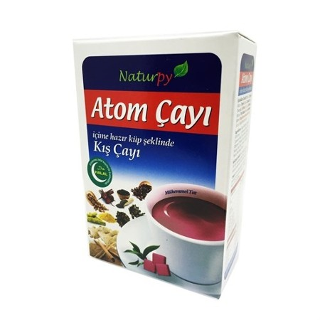 Naturpy Atom Çayı 220 Gr x 2Kutu