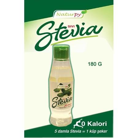 Naturpy Sıvı Stevia Tatlandırıcı