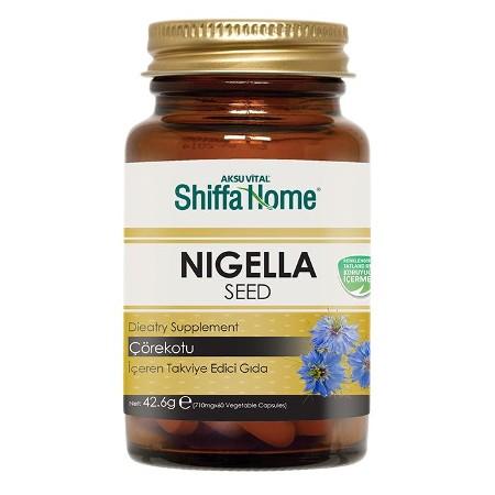 Shiffa Home Çörek Otu Kapsül (Nigella)