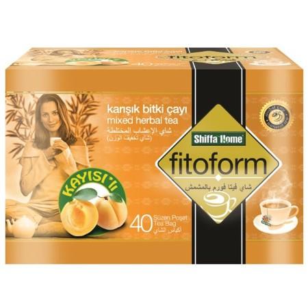 Shiffa Home Kayısılı + L-Carnitine'li Karışık Form Çayı