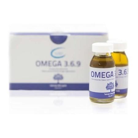 The Omega 3-6-9 Bitkisel Yağ Karışımı (Shot) 240 ML