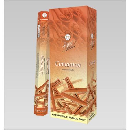 Tütsü Tarçın Kokusu (Cinnamon) 1 Kutu 6 X 20 Sticks – Çubuk Tütsü