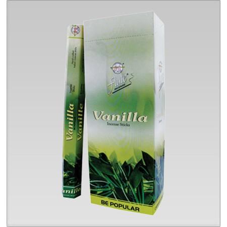 Tütsü Vanilya Kokusu (Vanilla) 1 Kutu 6 X 20 Sticks – Çubuk Tütsü