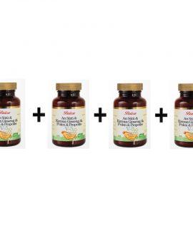4 ADET BALEN V5 - Vita 5 Arı Sütü&Kırmızı Ginseng&Polen&Propolis