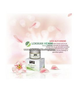 W-LAB Göz Altı Kremi Ceviz ve at kestanesi ekstrelerİ 45 ML