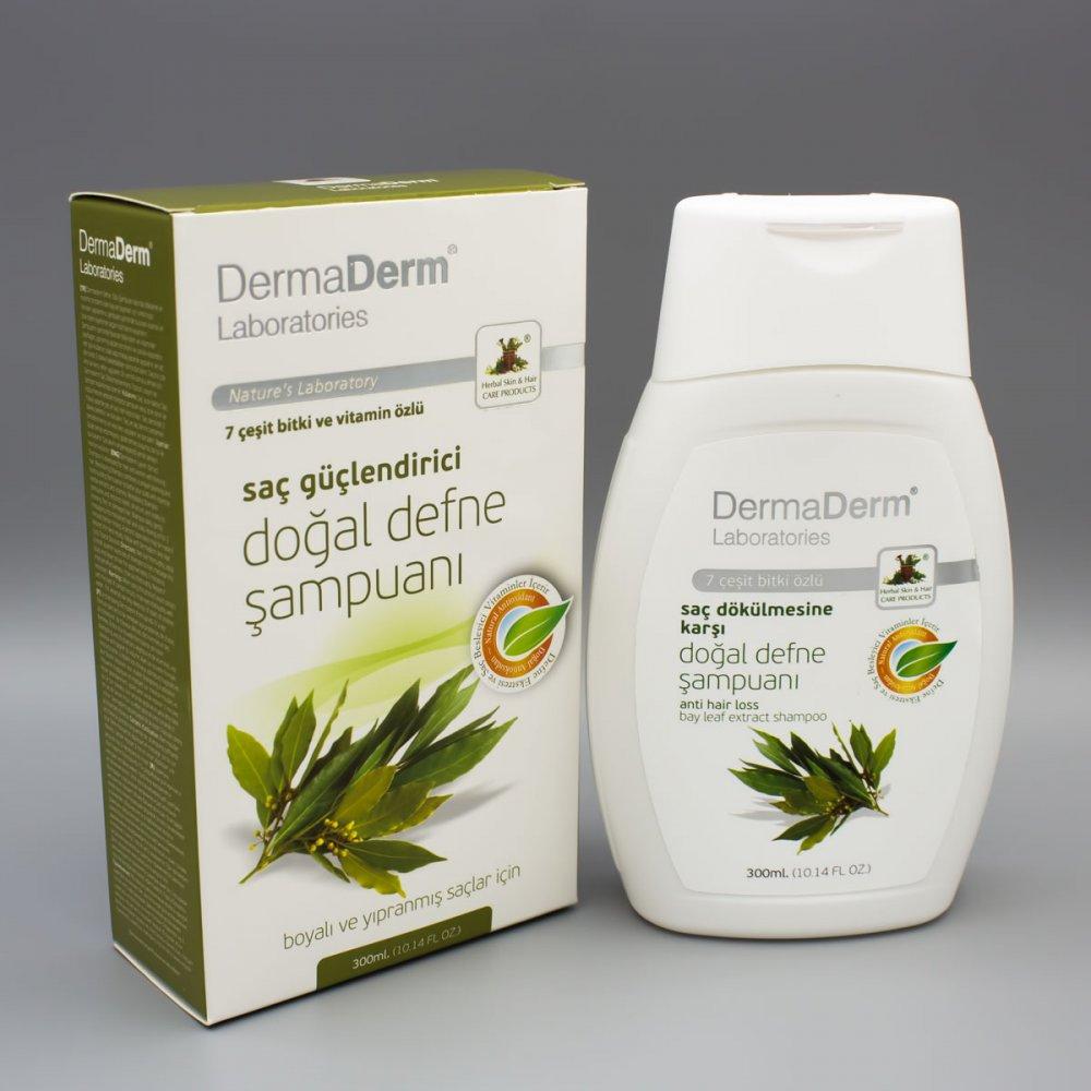 Dermaderm Defne Özlü Şampuan 300 Ml.