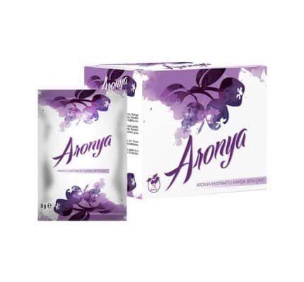 Aronya Ekstraktlı Karışık Bitki Çayı Aronia