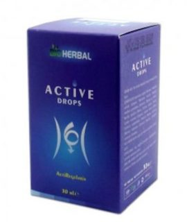 Bioherbal Active Drops 30 ML