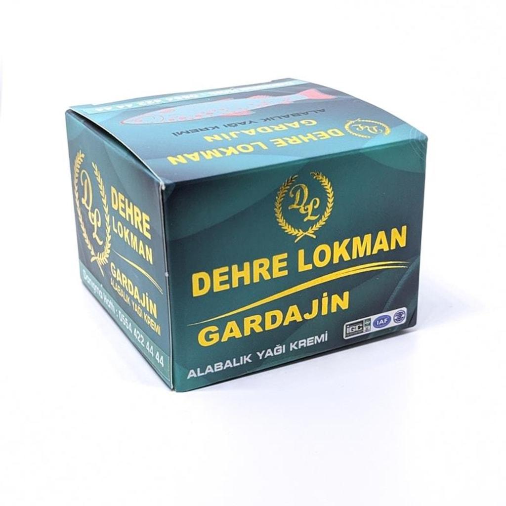 Dehre Lokman Gardajin Alabalık Yağı Kremi Ekstra 100 ML