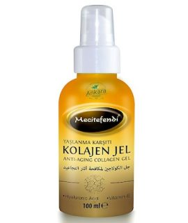 Kolajen Jel Mecitefendi Hyaluronic Acid E Vitamini Collagen 100ML
