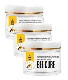 3 Kutu Bee Cure Arı Zehri Kremi Beecure Arı Zehiri Kremi 50 ML
