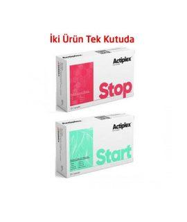 Actiplex Start/Stop Saç Bakım Serumu 1 KUTU (TEK KUTUDA BAY /BAYAN )