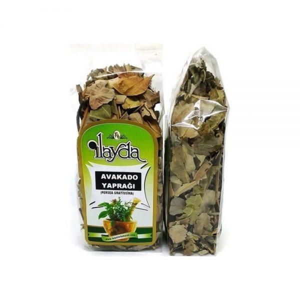 Ilayda Avokado Yaprağı (Persea Gratissima) 1 paket 40 gr