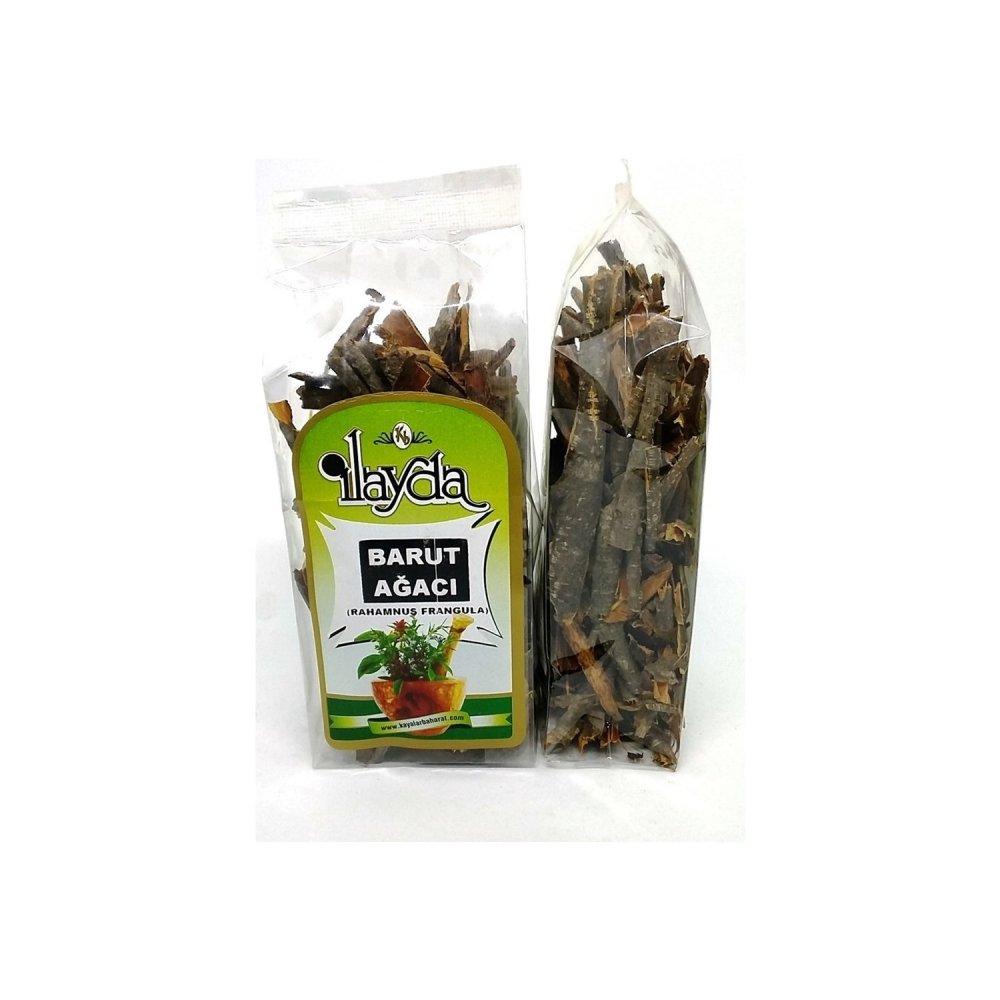 Ilayda Barut Ağacı (Rhamnus Frangula) 1 paket 40 gr