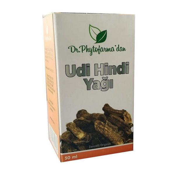 4 kutu Dr.Phytofarma Udi Hindi Yağı 50ml -