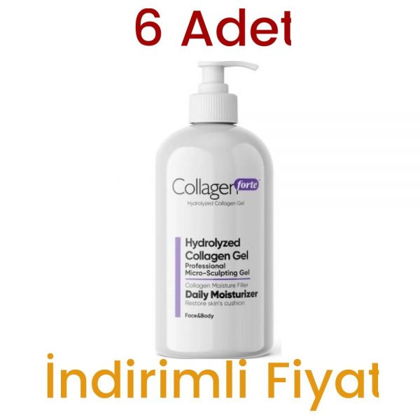 Collagen therapy forte hydrolyzed jel 250 ml