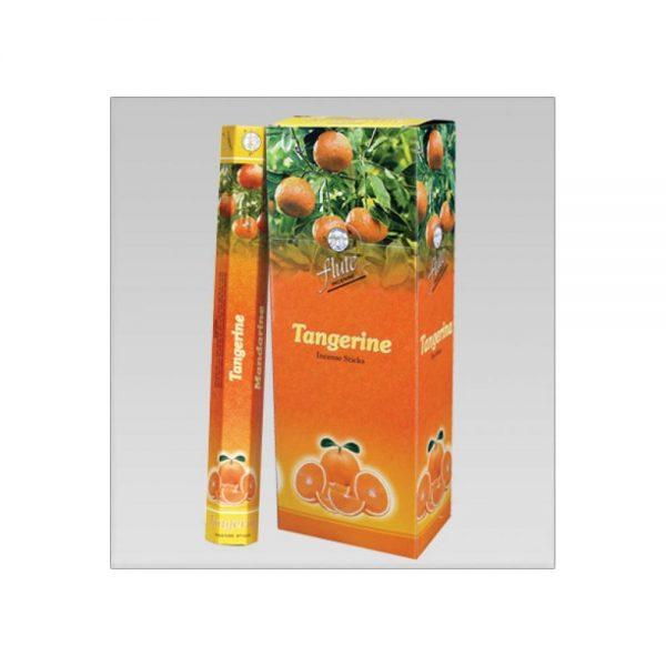 Flute Mandalina Tangerine oda kokusu çubuk tütsü 6 x20 adet