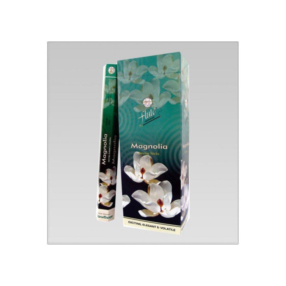 Flute  Manolya Magnolia oda kokusu çubuk tütsü 6x 20 adet
