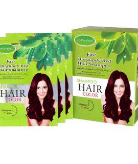 Go Perfect Saç Renklendirici Şampuan Bordo kızıl 10x30 ML (6.66) 1 KUTU