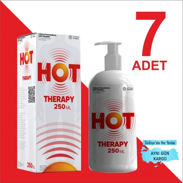 HOT THERAPY 250 ML ( 7 ADET )