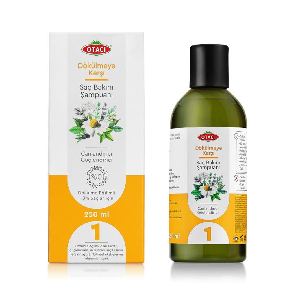 Otacı Dökülmeye Karşı Şampuan 250 ml
