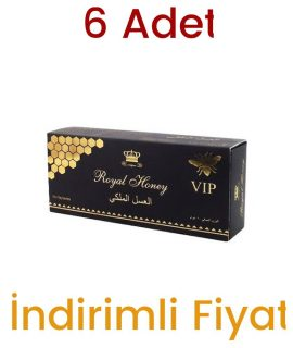 Royal Honey 12 mg x 15 Şase 6 kutu