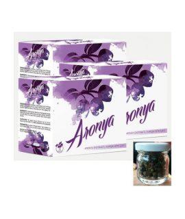2 Kutu Aronya Çayı + Acı Çehre Hediye Orjinal Ürün( Aronia Bitkisi Meyve Çayı )