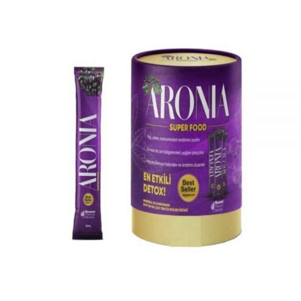 Aronia Super Food Aronya Çayı 15 Şase x15 ml