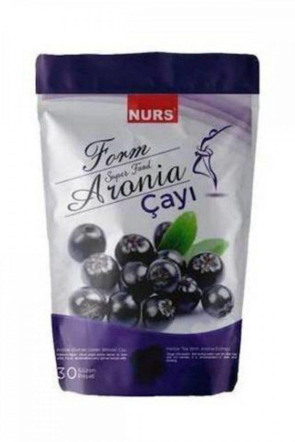 Nurs Lokman Hekim Aronia Çayı (aronya Çayı ) - 30 Günlük form süper food