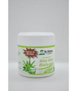 Dr. Förster Aloe Vera Balsamı Original 500 ml