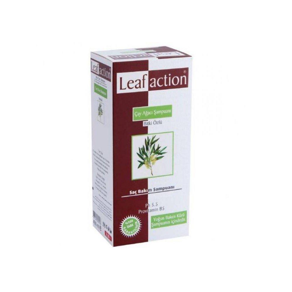 leafaction Çay Ağacı Şampuanı 400 ml