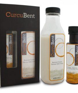 MEDİKİL Curcumin ve Bentonit İçeren Takviye Edici Gıda 400 ml +100 ml