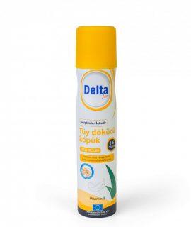 Delta Zex Tüy Dökücü Köpük Yağlı Ciltler 200 ML