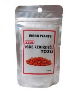 Word Plants İğde Çekirdeği Tozu 50 G