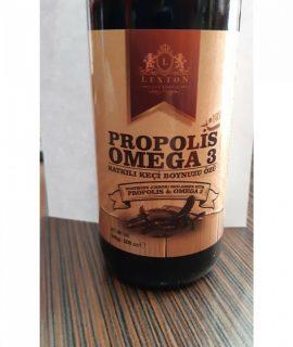 Propolis Omega 3 Katkılı Keçiboynuzu Özü 500gr